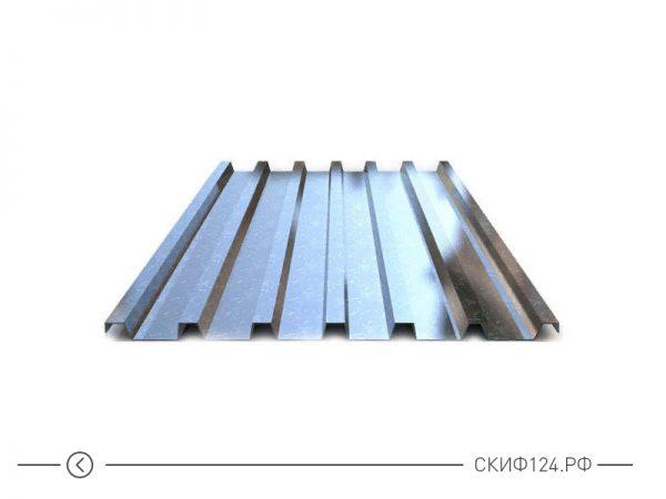 Оцинкованный профилированный лист С-44-1000