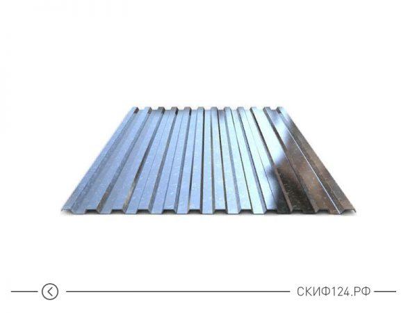 Оцинкованный профилированный лист С8-1150 размером 0,5 мм