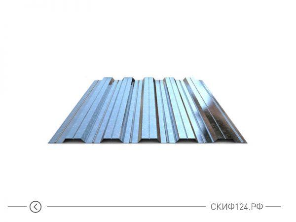 Оцинкованный профилированный лист НС-35