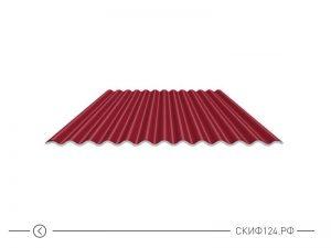 Профилированный лист МП-18 с полимерным покрытием