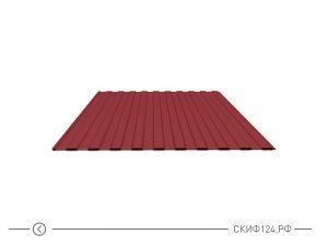 Профилированный лист С-8 с полимерным покрытием