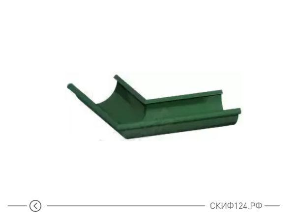 Угол желоба наружный 90 градусов для установки на крыше дома для слива дождевой воды