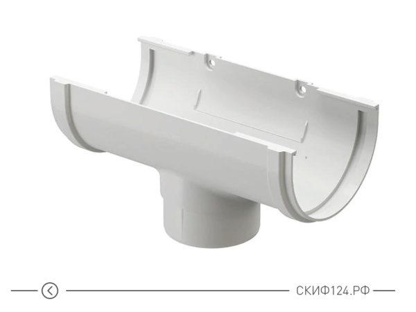 Воронка для водоотвода производителя Docke, цвет пломбир