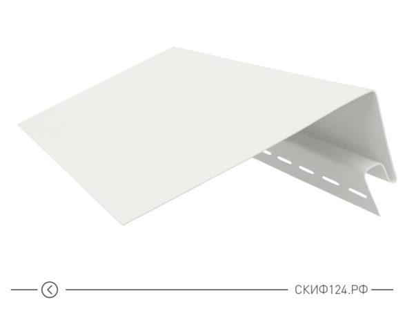 Околооконный профиль для винилового сайдинга Vinylon цвет белый
