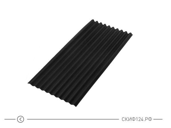 Черный лист Ондулина SMART
