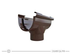 Воронка 82 мм для водоотвода частного дома