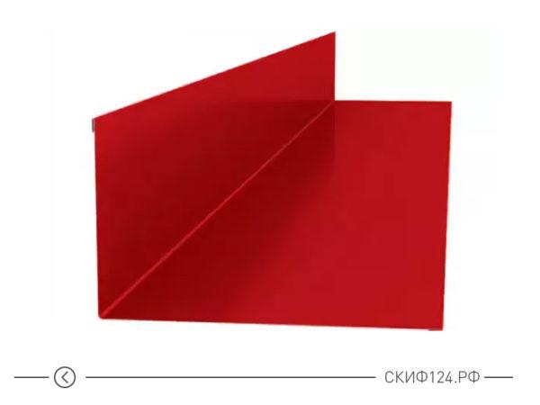 Планка примыкания верхняя для кровли