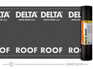 Гидроизоляционная пленка Delta Roof для битумной черепицы