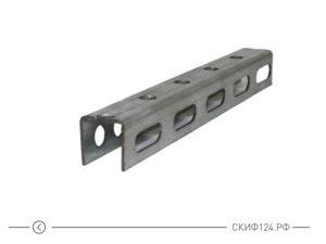 крепежный профиль С-образный для вентилируемых фасадов