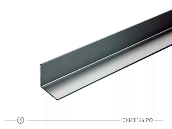 Крепежный профиль Г образный для вентилируемого фасада