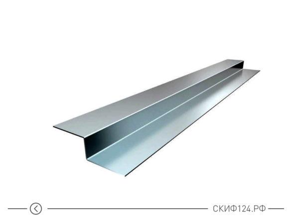 Крепежный профиль Z образный для вентилируемого фасада