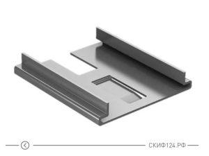 удлинитель кронштейна УК-150 для вентилируемого фасада