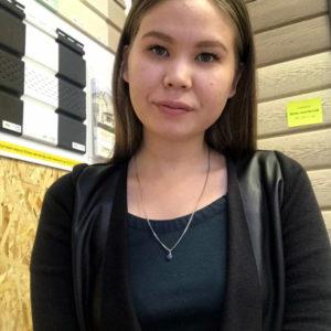 Менеджер продаж Ирина Кыстоякова