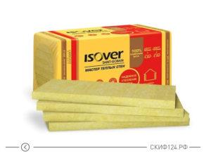 утеплитель ISOVER Мастер теплых стен для каркасного дома