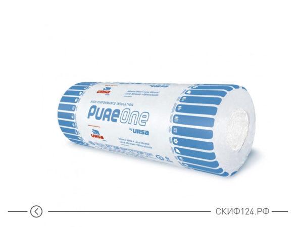 Утеплитель для наружного и внутреннего утепления ursa pureone 37