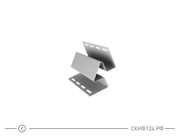 Внутренний угол для сайдинга Гранд Лайн белого цвета